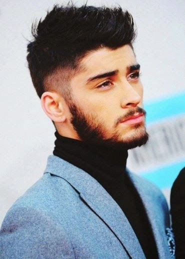Sensational Zayn Malik Beautiful And Hairstyles On Pinterest Short Hairstyles Gunalazisus