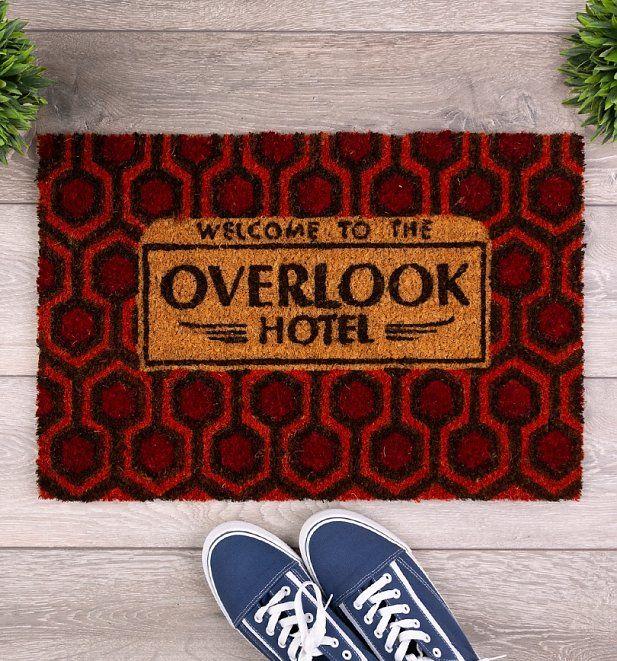 The Shining Overlook Hotel Door Mat in 2020 Hotel door