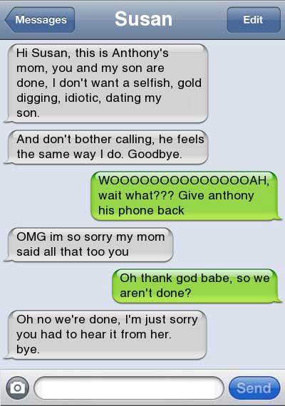 Dating SMS skämt