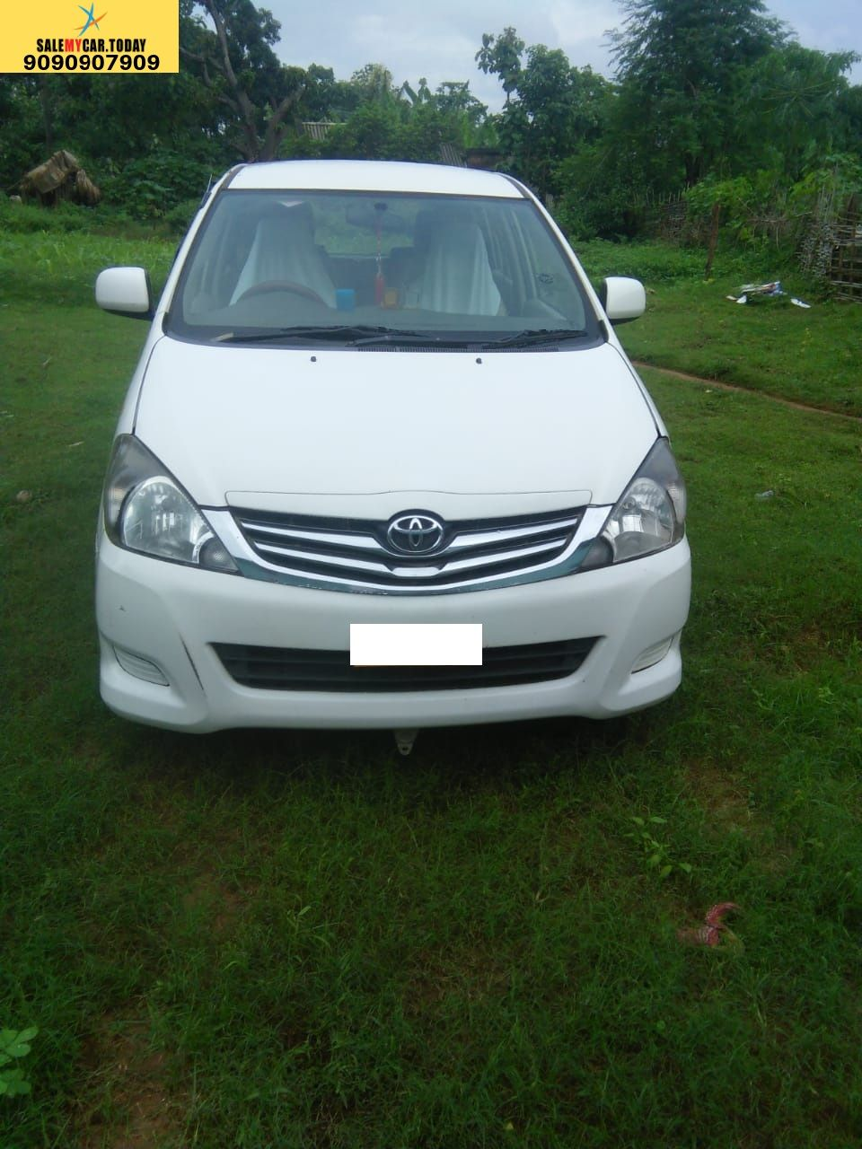 SECOND HAND TOYOTA INNOVA FOR SALE IN ODISHA in 2020