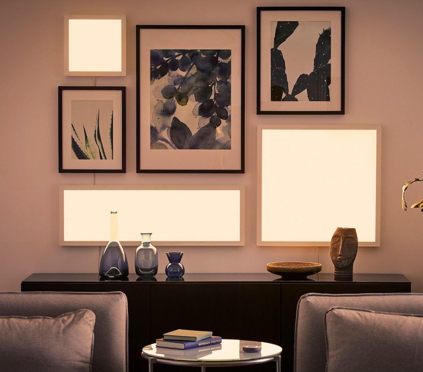 Tradfri Ikea Home Smart Beleuchtung Beleuchtung Led Leuchtmittel Ikea