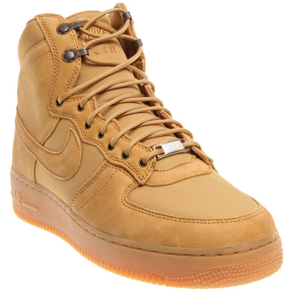 Check out this Nike Men\u0027s Air Force 1 High DCN Military Boot Sneakers that  I found