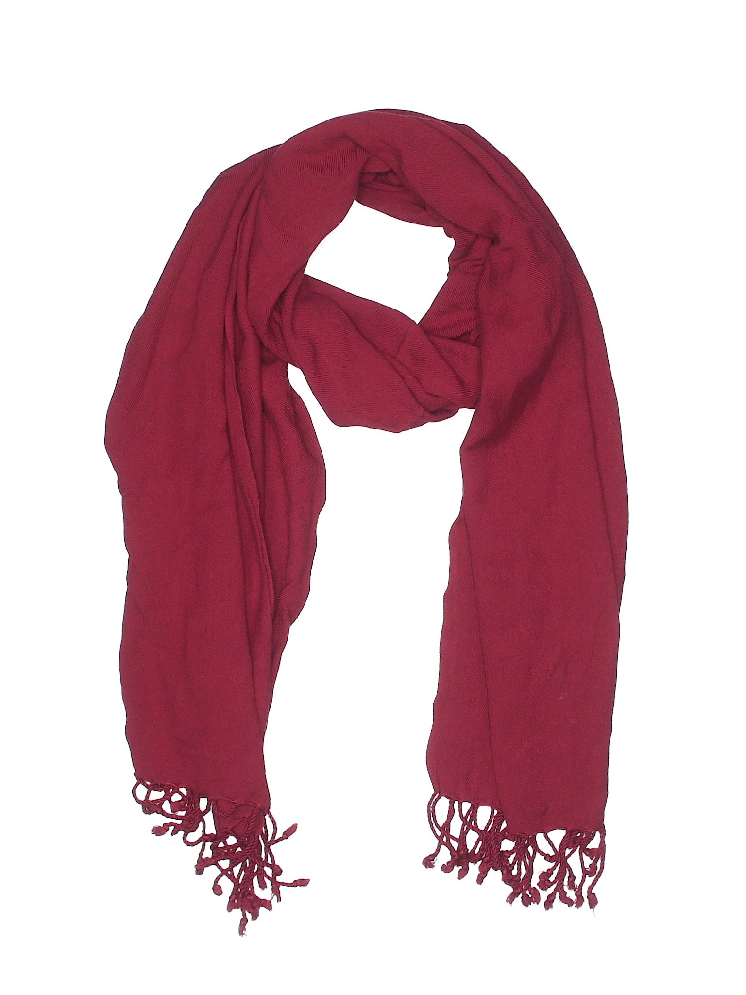 Unbranded Accessories Scarf Red Womens Accessories  28315259