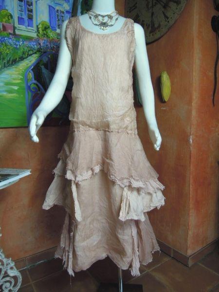 PRIVATSACHEN LEINEN LINEN SEIDE SILK SUSTAINABLE SINCE 30 YEARS HANDDYED IN HAMBURG shibori tie dye eco