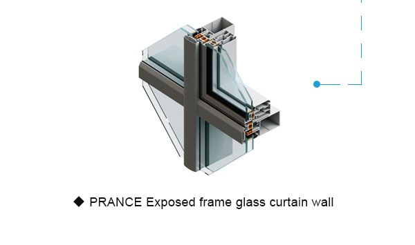 Curtain Wall Is Defined As Thin Usually Aluminum Framed Wall