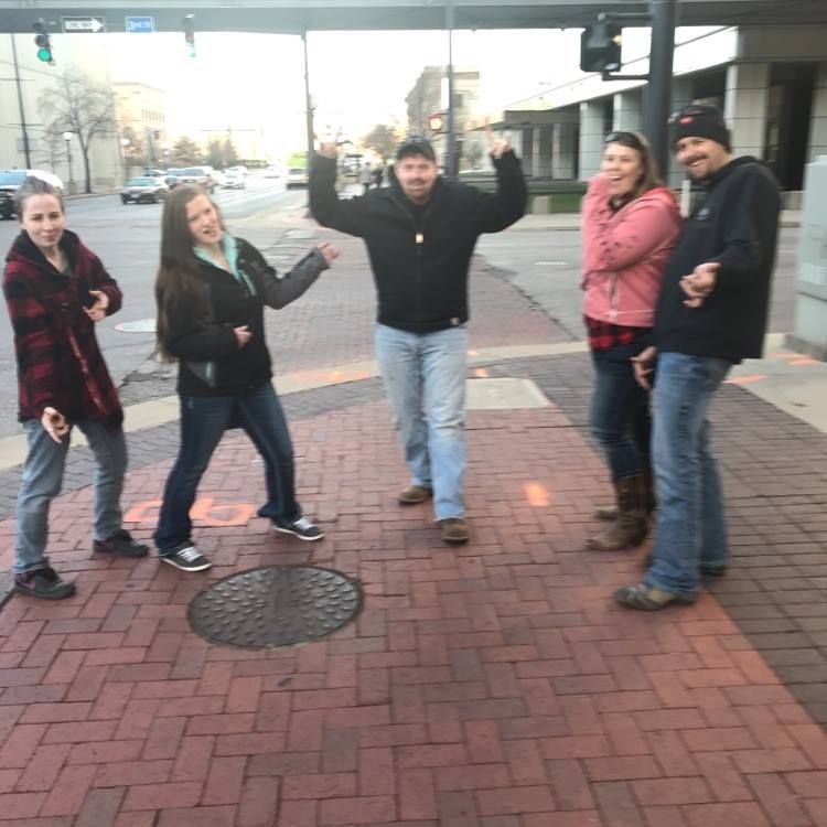 Fun team scavenger hunt downtowndesmoines