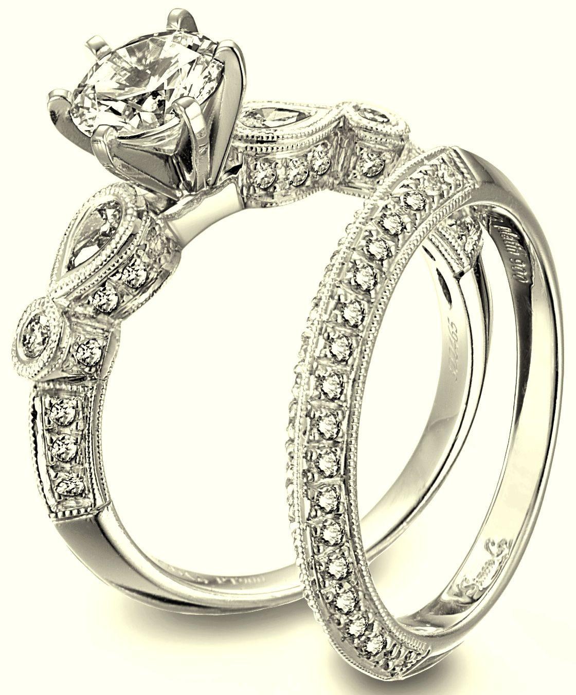 Anillos de compromiso para los novios Jared Pinterest Ring