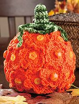 Petaled Pumpkin Centerpiece