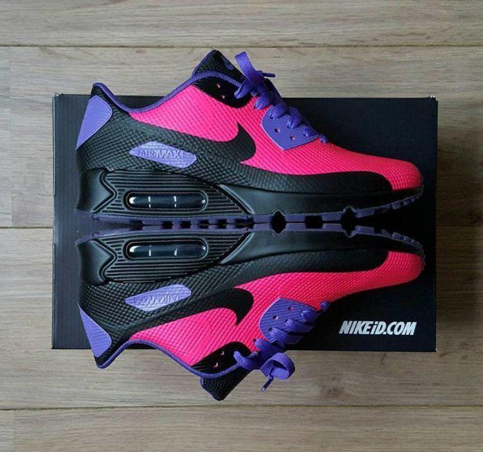 Top 10 NikeID Air Max 90 Designs | shoes | Sneakers nike