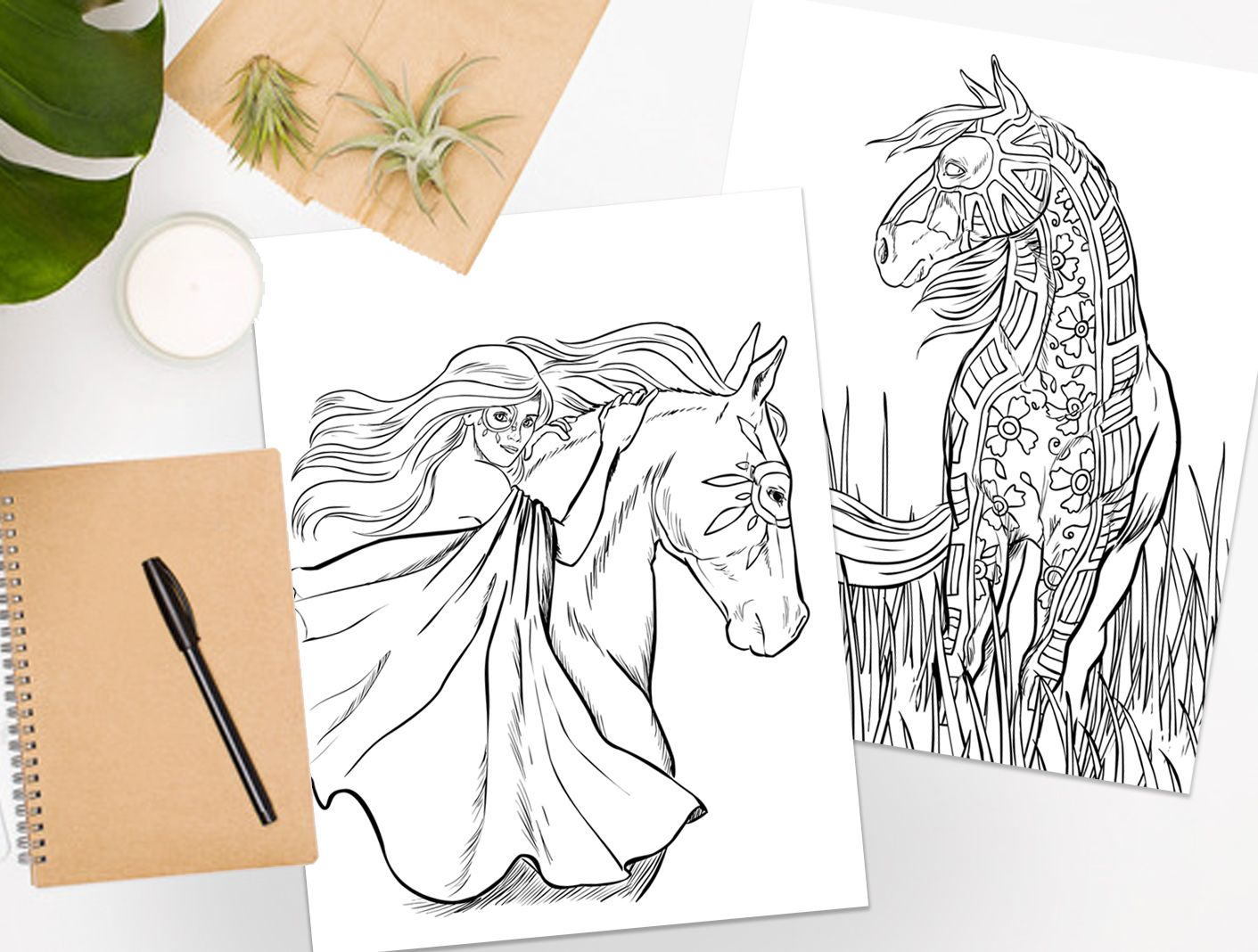 Get Updates On Upcoming Books And Free Coloring Pages