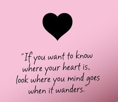 Femarelle\'s Menopause Mantra # 61: Follow your heart. | quotes<3 ...
