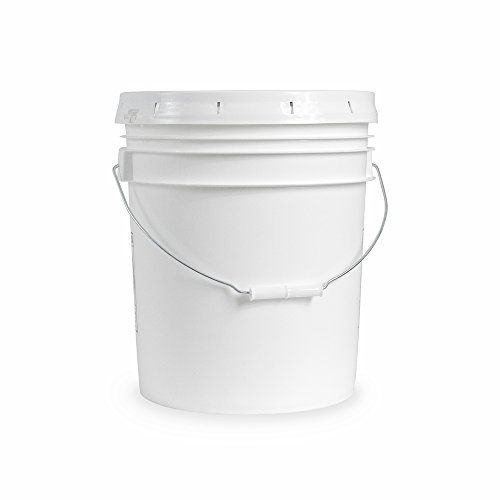 Robot Check Plastic Buckets Food Grade Buckets Bucket With Lid