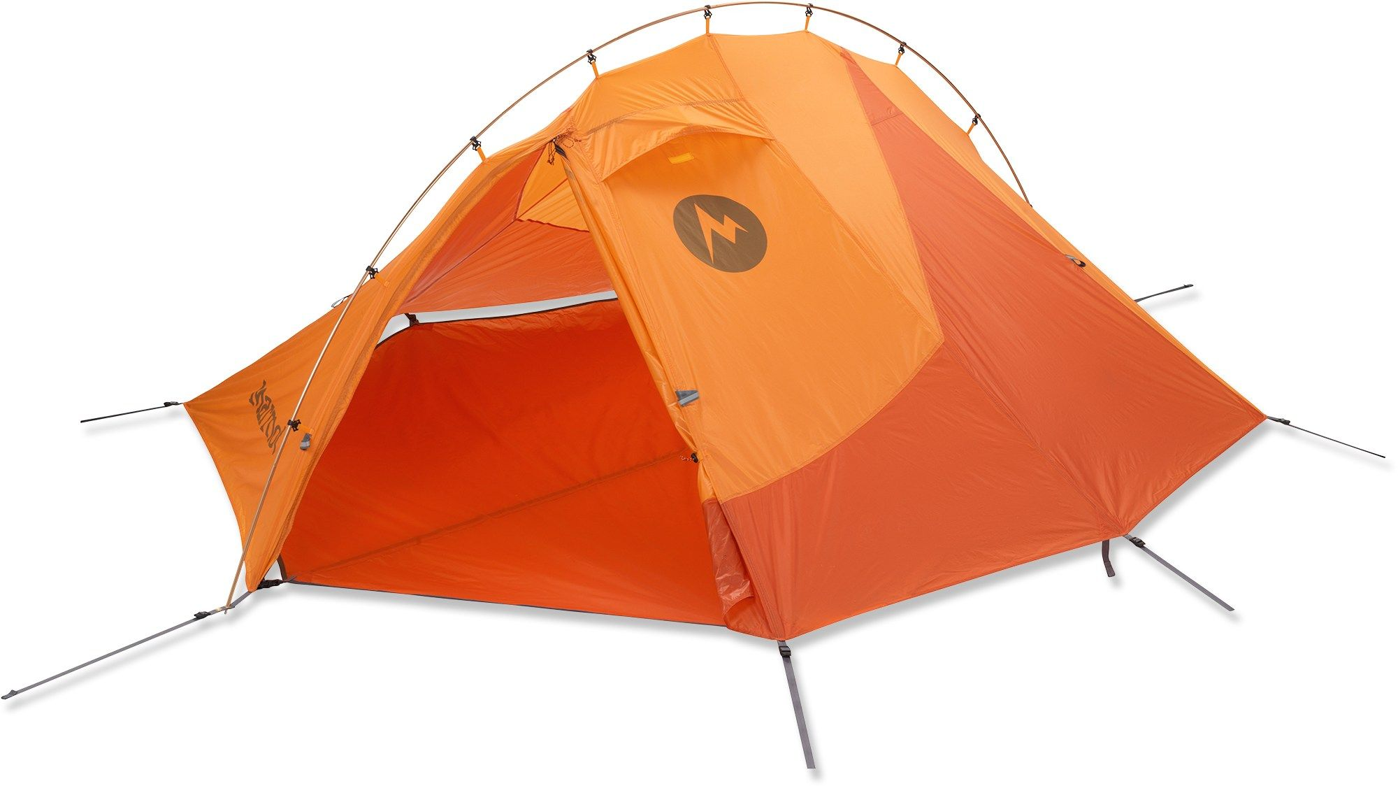 The Marmot Haven tent for 2 people has a pole structure which makes it more secure and spacious inside. This lightweight tent has a removable floor to make ...  sc 1 st  Pinterest & Marmot Haven 2P Tent at REI looks good also. | Camping Stuff ...