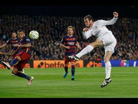 Barcelona Vs Real Madrid 1 2 Full Match Highlights All Goals