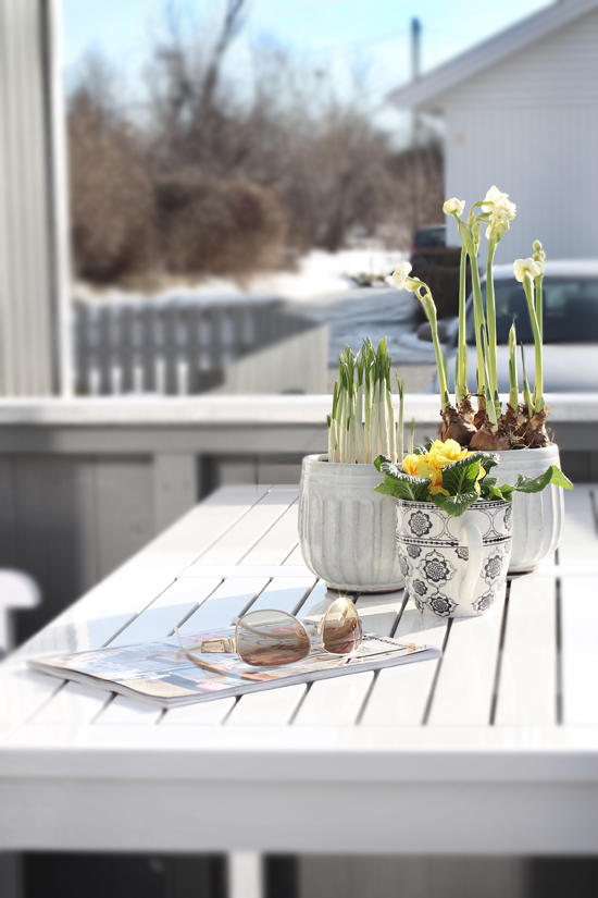 scandinavian balcony and terrace designs and furniture