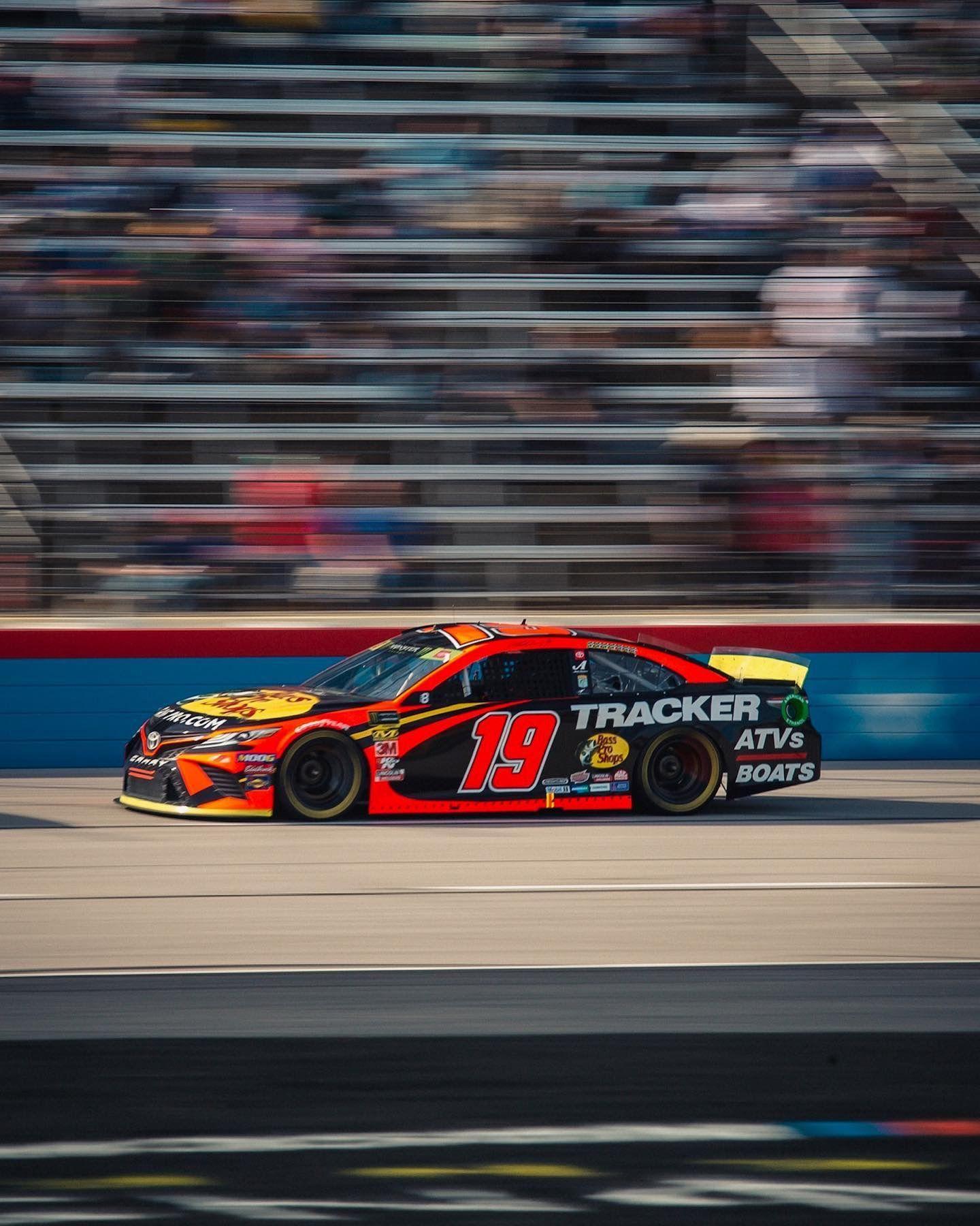 Pin van Joël Affolter op NASCAR