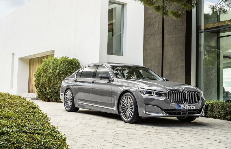 The 2020 BMW 7 Series is here, and, wow, that is some grille