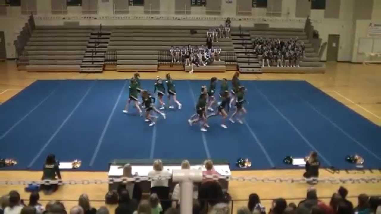Zionsville West Middle School 2015 Northwest Suburban Cheer Competition Competitive Cheer Cheer Suburban