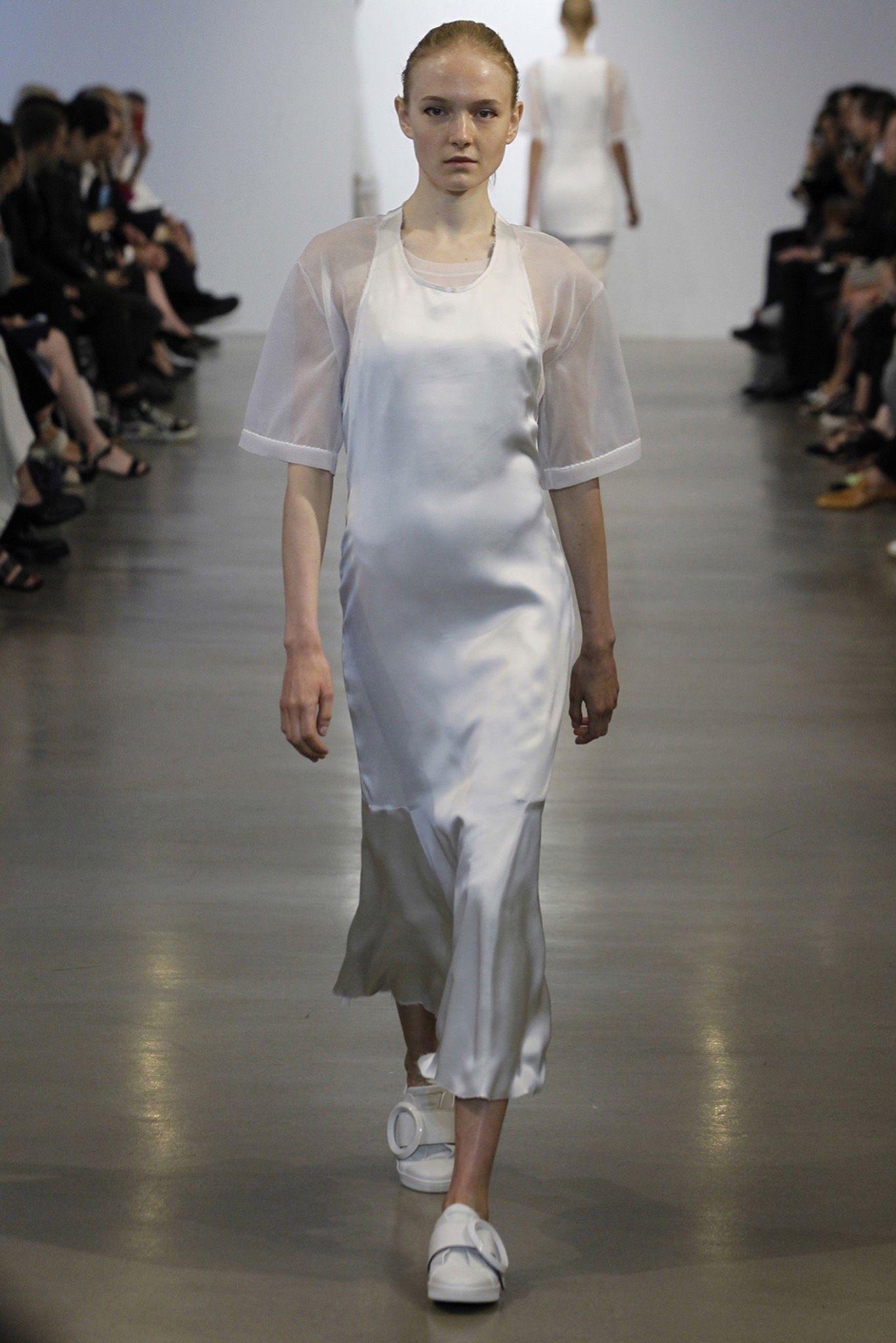 Calvin Klein Collection, Look #5
