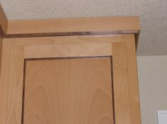 Image Result For Kitchen Cabinet Flat Crown Molding Kitchen