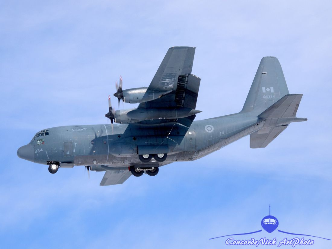 RCAF CC-130 Hercules