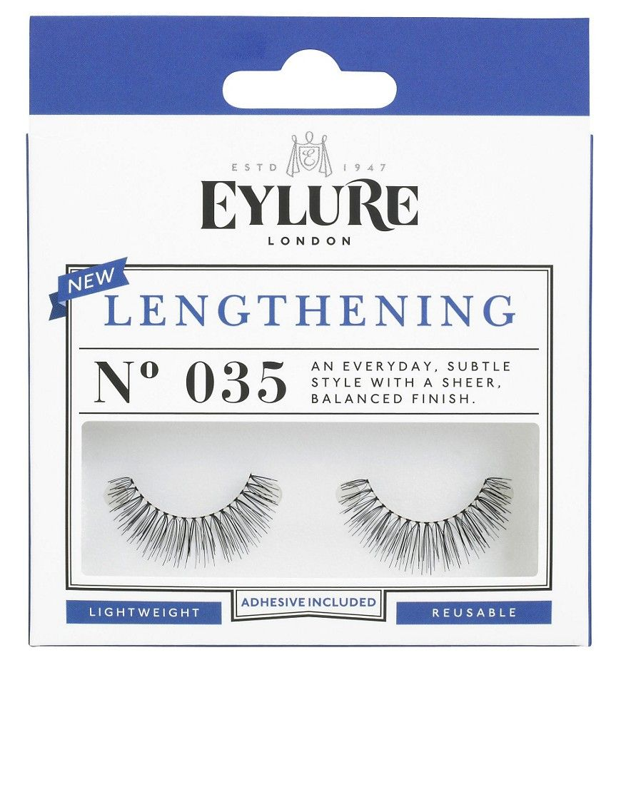 a622b83d503 Eylure Lengthening Lashes - No. 35 in 2019 | Make-up | Eylure lashes ...