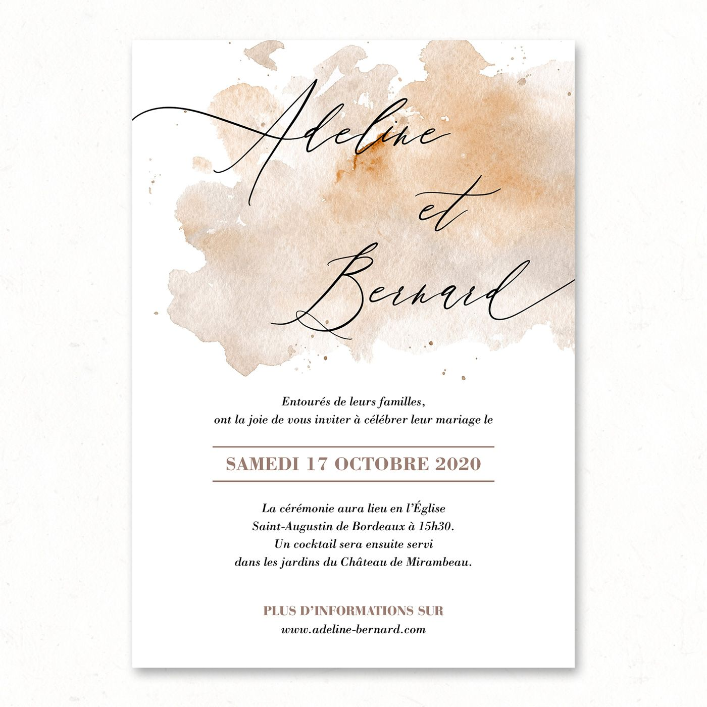 Faire Part Mariage Wedding Invitations Paper