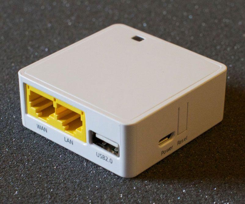 Tiny Hardware Firewall & 1-Yr VPN Subscription