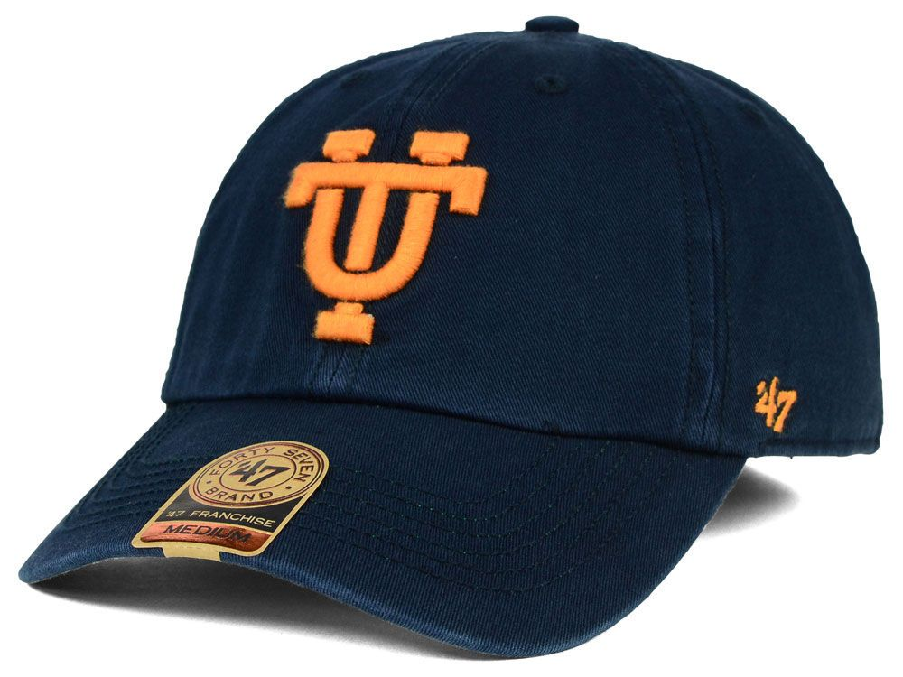online store 95a71 b3604 Tennessee Volunteers  47 Brand Flexbone Closer Flex Hat - Navy   Tennessee  Volunteers   Hats, Tennessee volunteers, Tennessee