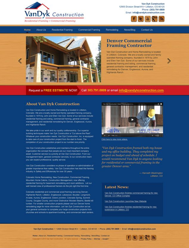 Wordpress Web Design Construction Wordpress Web Design Web Design Design