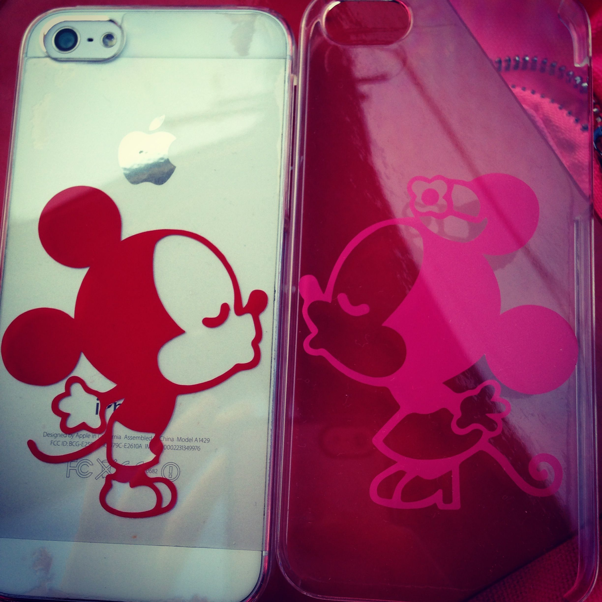 Couples Case for iPhone 5. <3