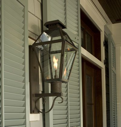 New Orleans Style Gas Light Sconce Make Your Home Feel Like Its Straight Out Of French Quarter By Installing Sconces On Porches And