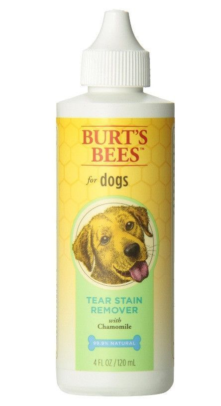 Burt's Bees for Dogs Tear Stain Remover 4 oz