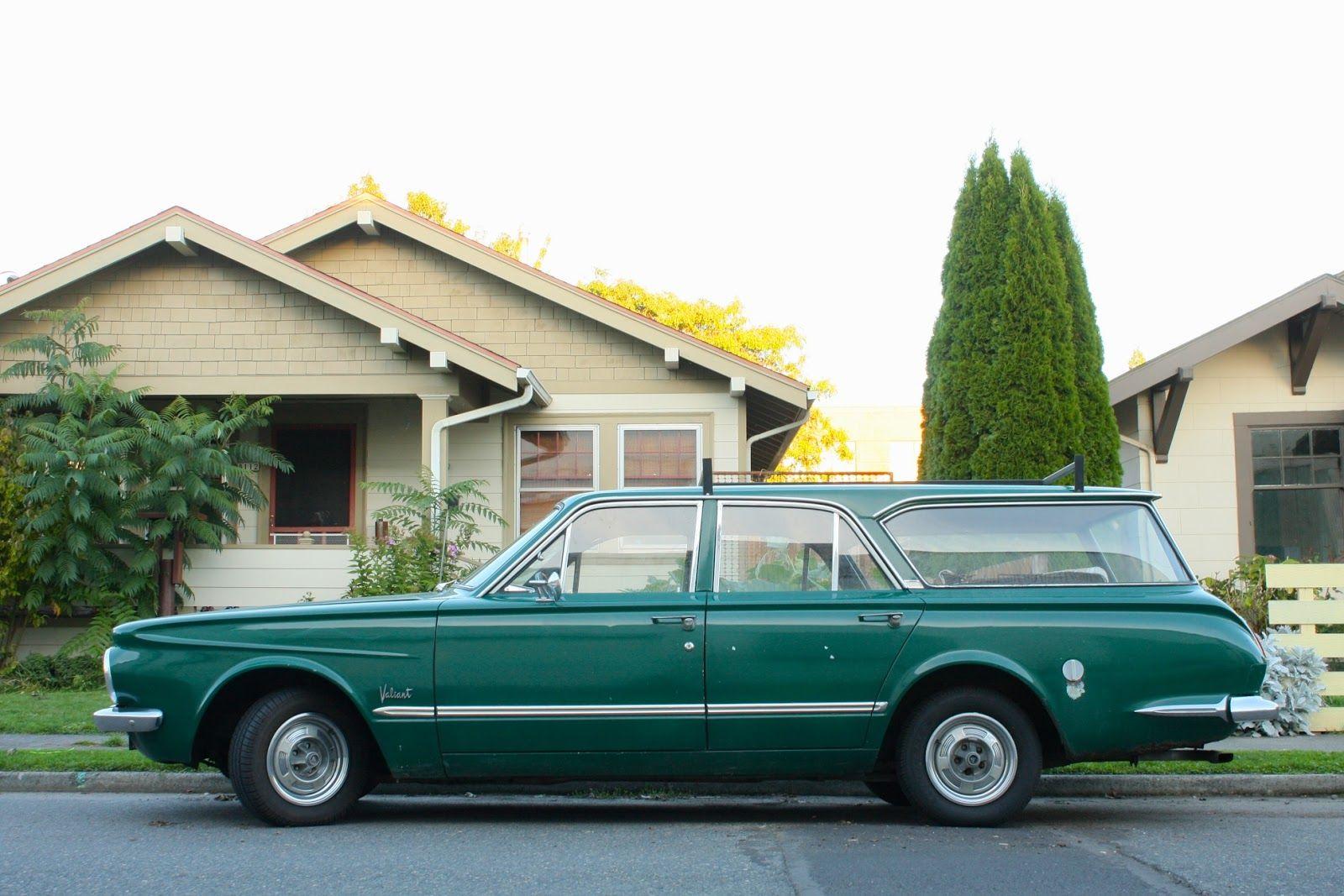1964 plymouth valiant station wagon