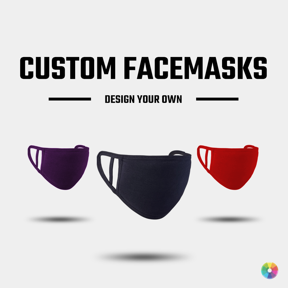 Custom Face Masks in 2020 Face mask, Antimicrobial, Custom