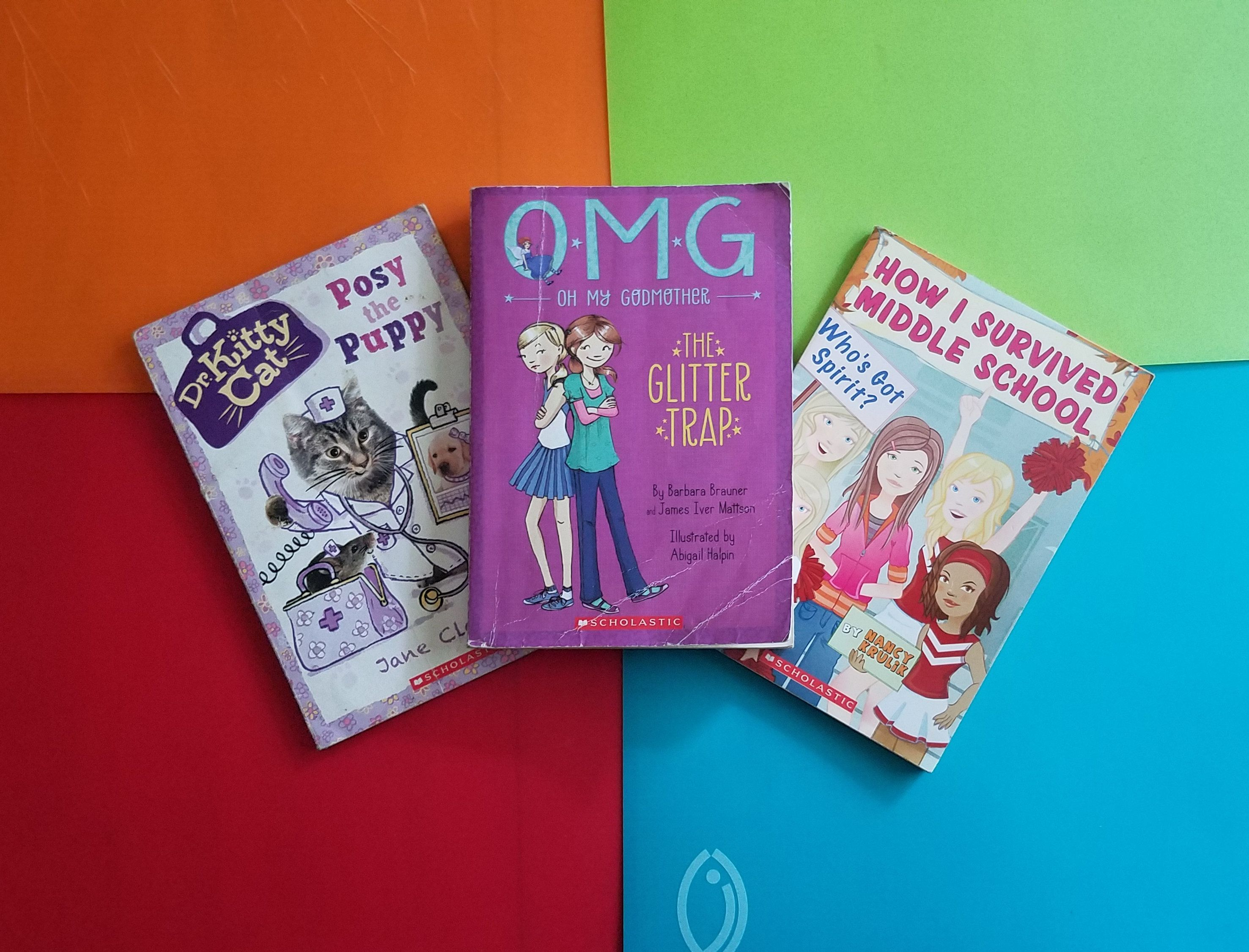 Lot 3 Children S Scholastic Books Kids Home School Etsy In 2020 Scholastic Book Scholastic Kids House