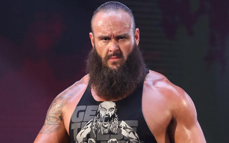 Braun Strowman Reveals His Wwe Contract Almost Expired Braun Strowman Wrestling News Wrestling Superstars