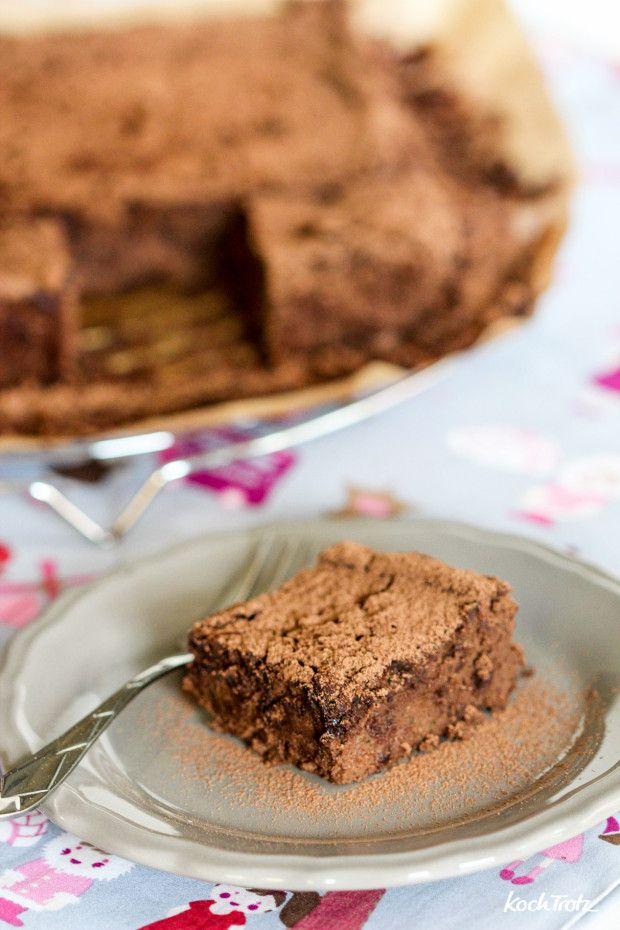 Zucchini Brownies Oder Zucchini Muffins Sehr Variables Rezept