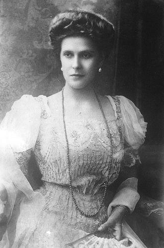 Princesse Alice de Battenberg, épouse du prince André de Grèce
