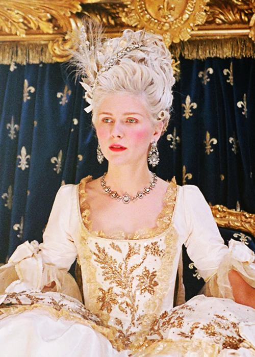 Marie Antoinette Kirsten Dunst