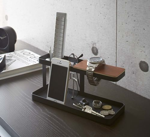 Tower Storage Station   nesrin ili   Pinterest   Bedside cabinet ...