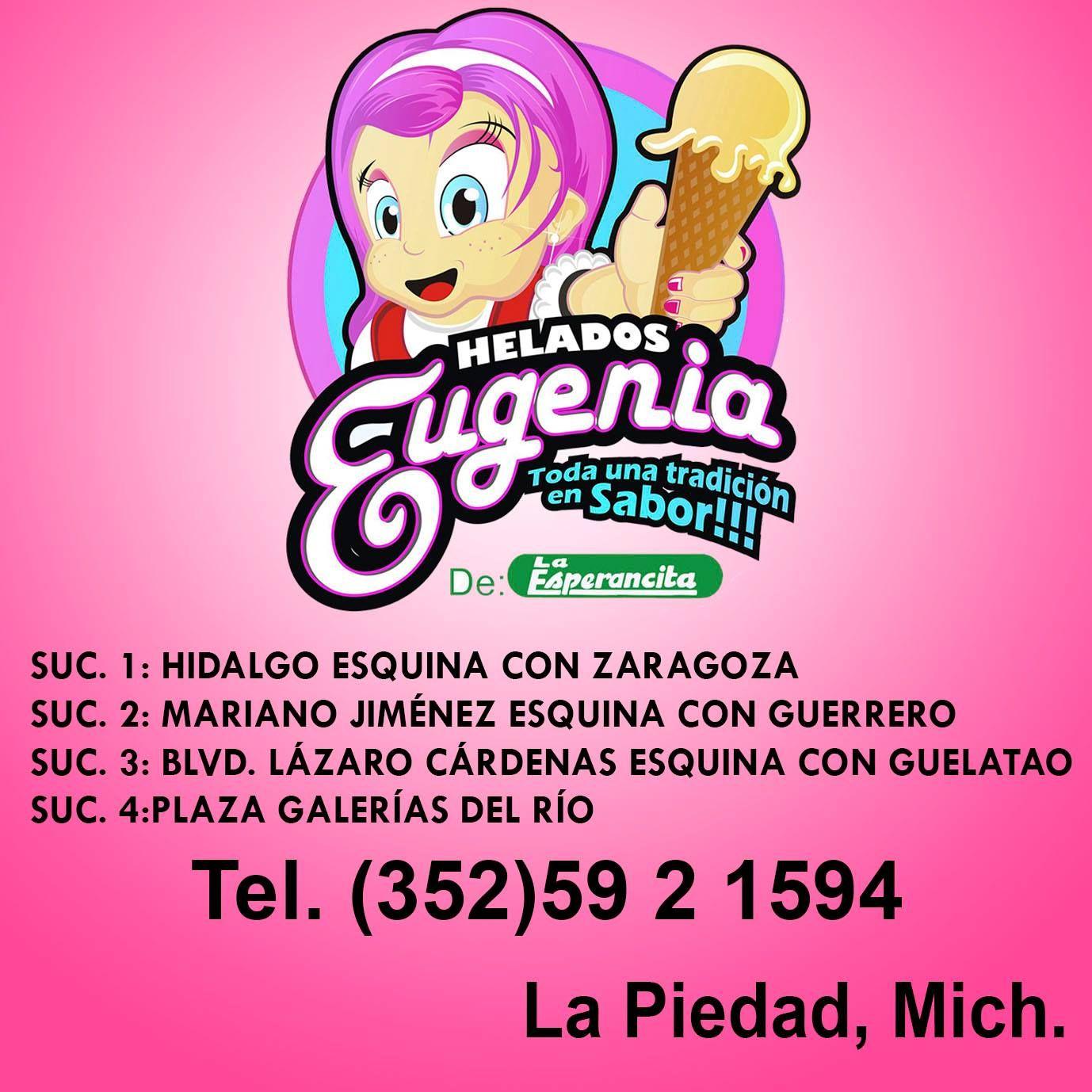 Helados Eugenia Espera Las Incre Bles Promociones Suc 1  # Muebles Lazaro Zaragoza