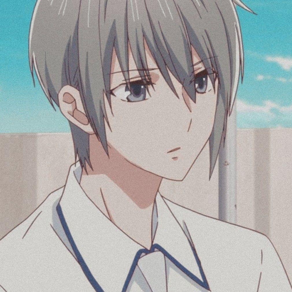 𝒀𝒖𝒌𝒊˚.*ೃ in 2020 Yuki sohma, Anime, Anime icons