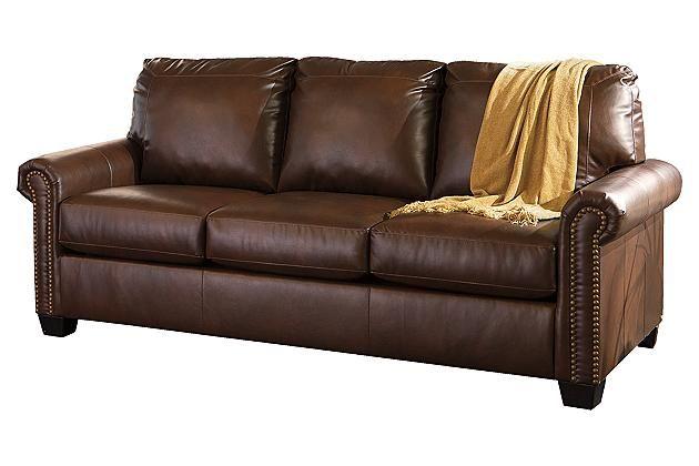 Super Chocolate Lottie Durablend Queen Sofa Sleeper Ashley Dailytribune Chair Design For Home Dailytribuneorg