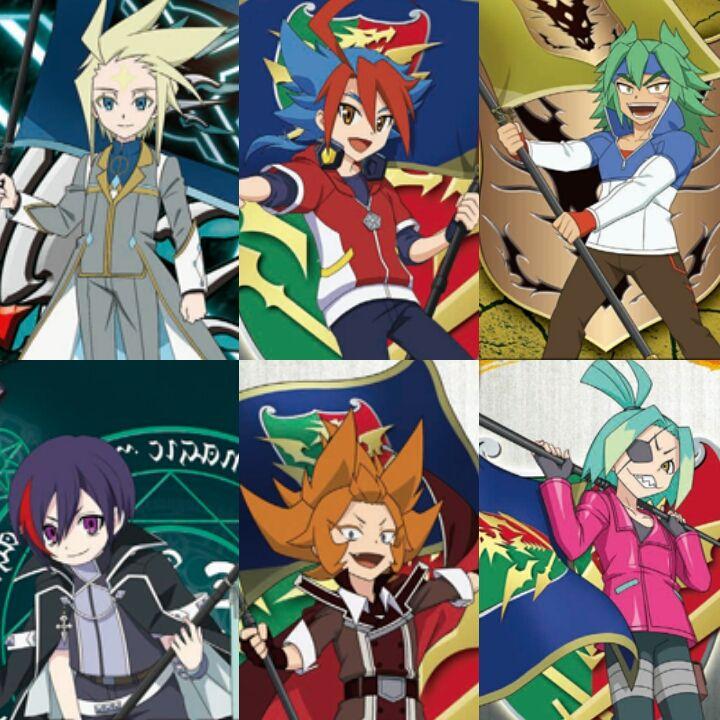 Future card buddyfight ace ace card anime cards