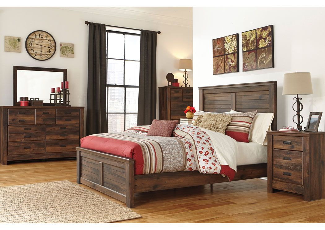 Sarah Furniture Accessories & More  Houston Tx Quinden Queen Glamorous King And Queen Bedroom Decor Design Inspiration