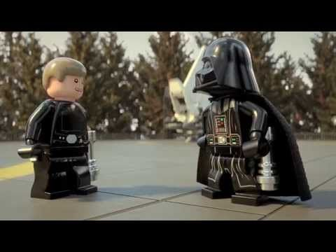 LEGO® Star Wars - 2015 Mini Movie Ep 08 - The Final Duel - YouTube ...