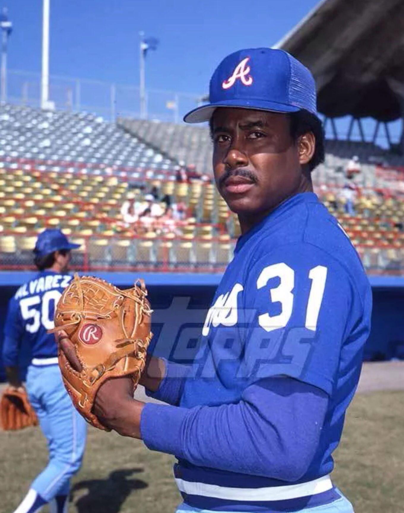 Donnie Moore Atlanta Braves Atlanta Braves Braves Major League Baseball