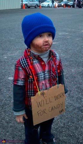 disfraces caseros para halloween para nios y adultos