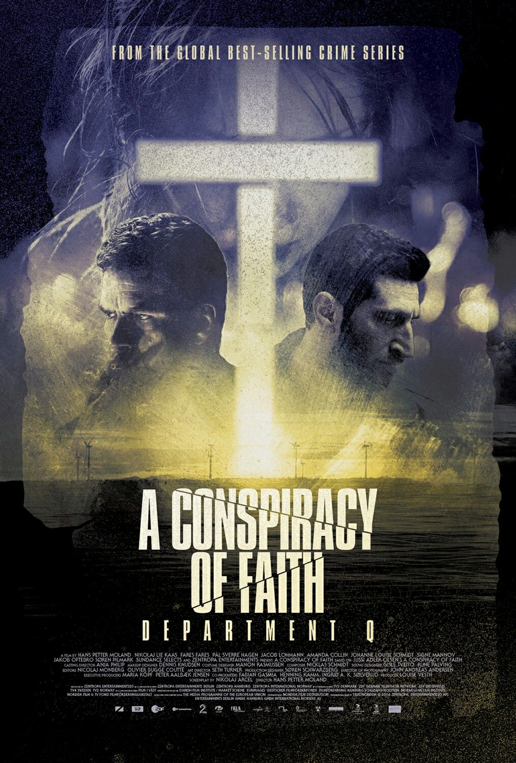 Department Q A Conspiracy Of Faith 2016 Aka Flaskepost Fra P Solid Danish Detective Thriller Trilogy Definitely Impressed With The Leading Character Nikolaz